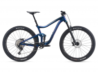 Велосипед Giant Trance Advanced Pro 29 2 (Рама: M, Цвет: Chameleon Neptune)
