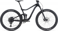 Велосипед Giant Trance Advanced Pro 29 3 (Рама: M, Цвет: Metallic Black)