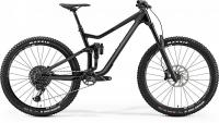 "Велосипед Merida One-Sixty 6000 Shiny (Matt Black) 2019 M(17"")"